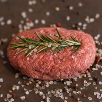 OSTRICH GROUND MEAT