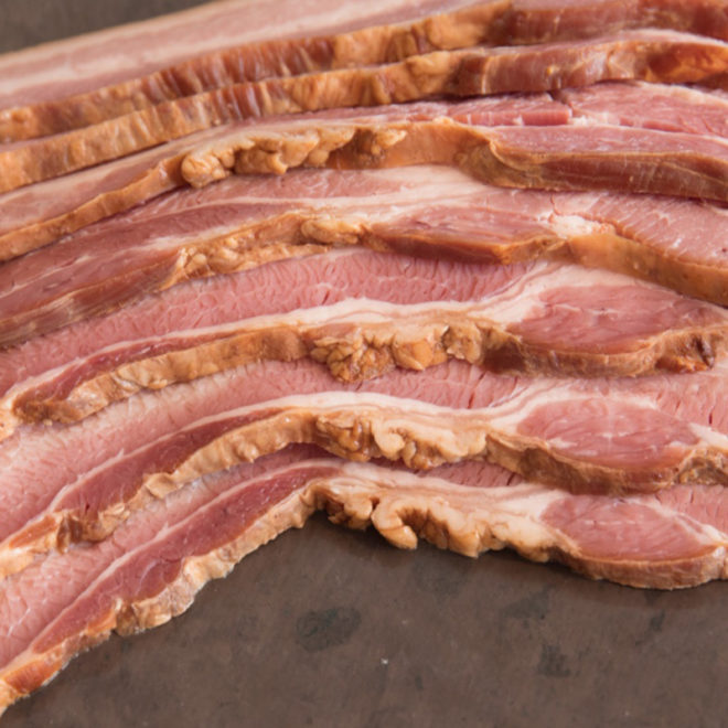 PORK BACON THICK CUT NITRATE FREE